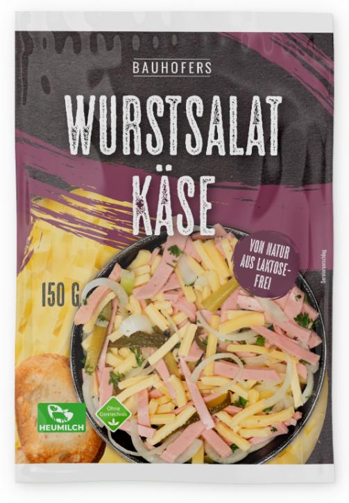 Bauhofers Wurstsalatkäse 150 g